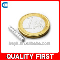 industrial cylinder rare earth neodymium ndfeb magnet size 4.0 x 4.0 mm