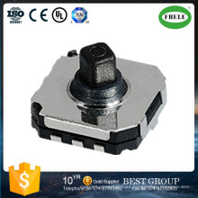 Push Button Switch with AC Lamp and DC Bulb