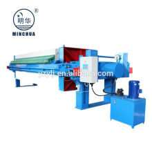 Minghua full automatic chamber filter press , used in waste water filter