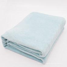 Luxushotel-Fleece-Decke, volle Königin