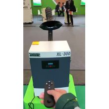 Hot vente extracteur de fumée pour machines laser
