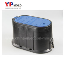 china injection plastic water meter box mold factory