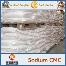 CMC de grado alimentario, celulosa de carboximetilcelulosa sódica de alta calidad