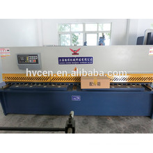 QC11Y-6 * 3200 hydraulische CNC-Metallplatte Schere Maschine / Streifen Schneidemaschine