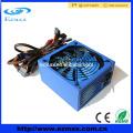 Ordinateur de jeu de haute qualité 80plus bronze atx alimentation PSU, SMPS 500W avec boîtier blace, APFC, CE, ROHS