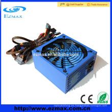 Dongguan Fábrica de alta calidad de muestra gratuita 80 + bronce ATX fuente de alimentación de la computadora psu para PC fuente de alimentación PC psu atx300W