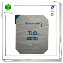 Bolsa PP para dióxido de titanio