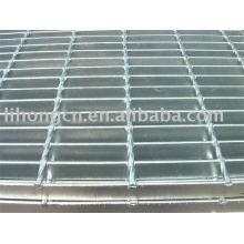steel grid deck , grid deck , grating deck , steel grating decking