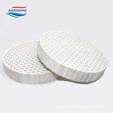 high temperature honeycomb ceramic Plate for grill and burner,bbq