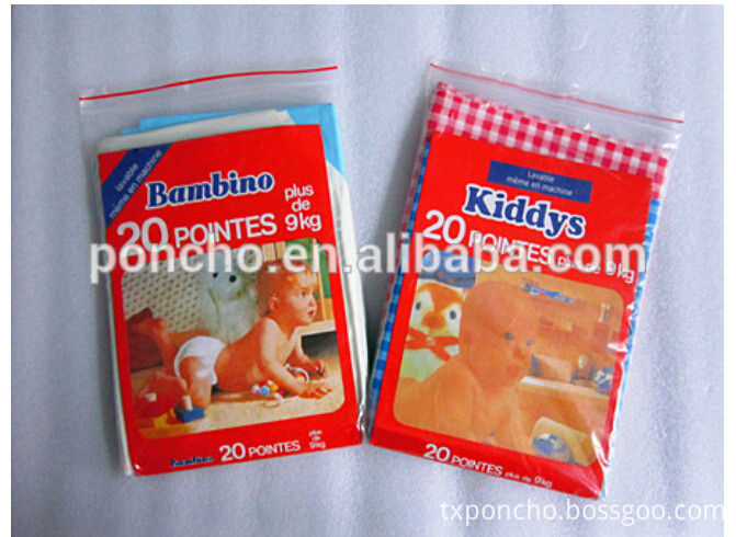 diaper packing