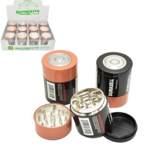 Kräuterschleifer für Trockener Kraut Rauch mit Baterry Style (ES-GB-023)