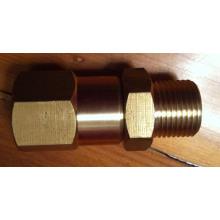 High Pressure Swivel Brass Joint (3/8in. male)