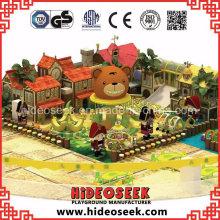 Lovely House Theme Indoor Spielplatz mit Baby-Bereich