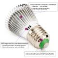 Lámpara LED para cultivo de plantas 28W Full Spectrum E27