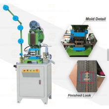 Полностью автоматическая машина для пробивки отверстий на пластиковой молнии