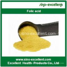 Hochwertige Folsäure Vitamin B9 CAS 59-30-3
