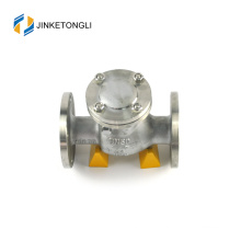 JKTLPC087 low pressure forged steel flow control check valve price