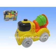 FP plastic cartoon toy bucket truck