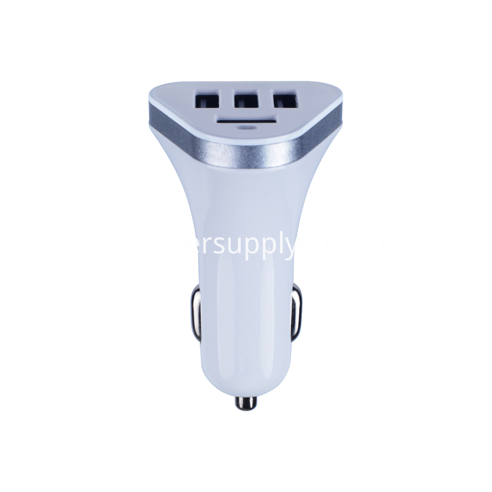 4.8A car charger
