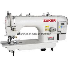Zuker de alta velocidade Direct Drive Side Cutter Lockstitch máquina de costura (ZK5200D)