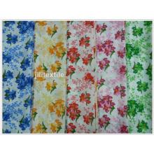 Imprimir tela de cama de Pongee / ropa de cama de poliéster
