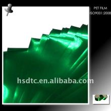 Green Metallized Pet Film Metallized Polyester Film
