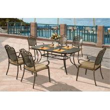 High Quality Outdoor Furniture Cast Aluminum Used Patio Furniture
