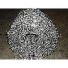 Barbed Wire Mesh (hot dipped galvanized)
