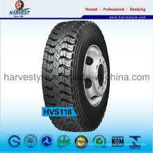 Neumáticos radiales para camiones de todos los tamaños de serie