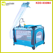 Approved baby playpen with cute english words