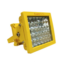 Oil And Gas Site 40w 50w 60w 80w Die-cast Aluminum Square Led Explosion Proof Light