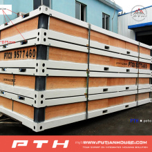 Low Cost Prefabricated Container House with Customized Style