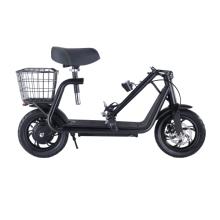 Mini scooters elétricas dobráveis de 12 polegadas 36v 350w