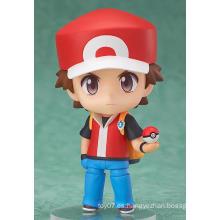 Personalizado de PVC Mini figura de acción muñeca Pokemon Fabricación Juguetes