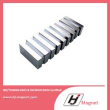 Alta potência livre Motor de energia magnética tabela ímã de NdFeB
