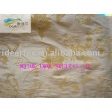 Polyester Polyamide Flocked Fabric for Hometextile