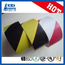 Glänzendes buntes PVC-Bodenmarkierungsband