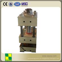 Prensa hidráulica de quatro colunas para máquina de alta velocidade padrão Ce