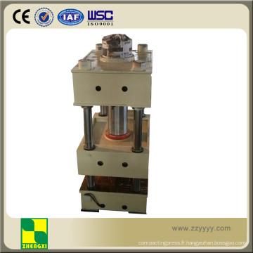 Presse hydraulique à quatre colonnes de machine à grande vitesse standard de la CE