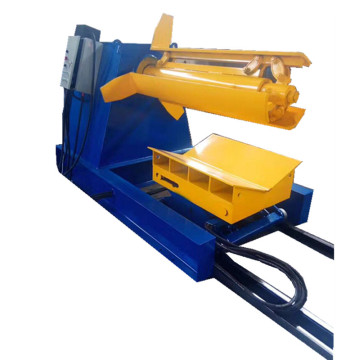 Hydraulische uncoiler-machine van Dixin Electric