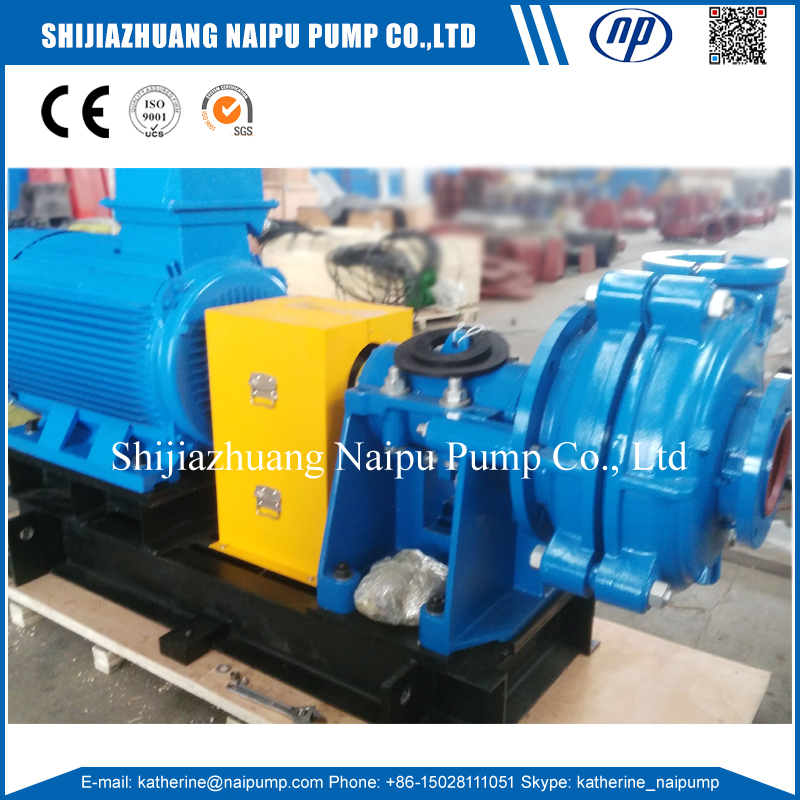 Cr30 Slurry Pump