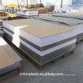 JINBAO 2-10mm clear color laser cut Unti UV 4x8ft Pmma acrylic sheet