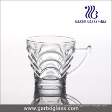 150ml Cheap Glass Cup with Handle