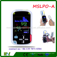 MSLPO-B 2016 Cheap Handheld Pulse Oximeter with Bluetooth wireless Funciton