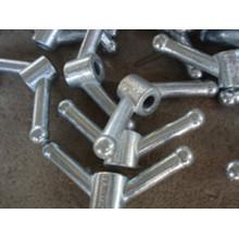 Fabricant en Chine Pièces de forgeage en aluminium froid