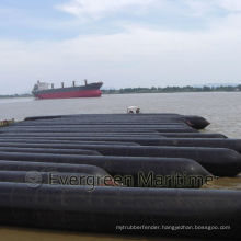 Salvage Rubber Airbag for Boat