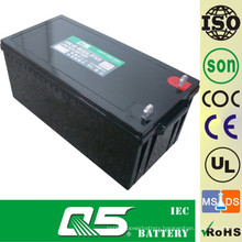12V200AH Deep-Cycle battery Lead acid battery Deep discharge battery