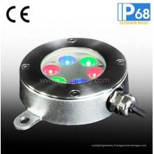 Lumière sous-marine de piscine de 6W RVB LED (JP94263)
