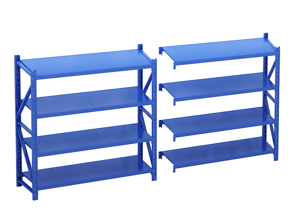 Competitive Warehouse Shelving Units