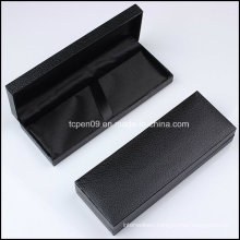 Black Plastic Packing Box with Logo as Gift B001